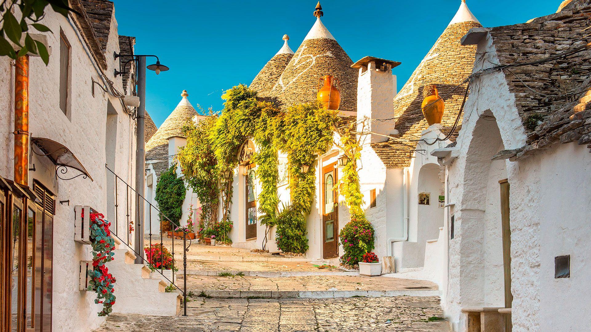 Alberobello: un paradiso per le vacanze in famiglia - LBS - Leisure and Business Services